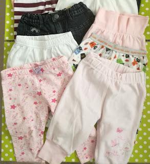 Kupujemy spodnie dla niemowląt, czyli bubel bublem pogania
