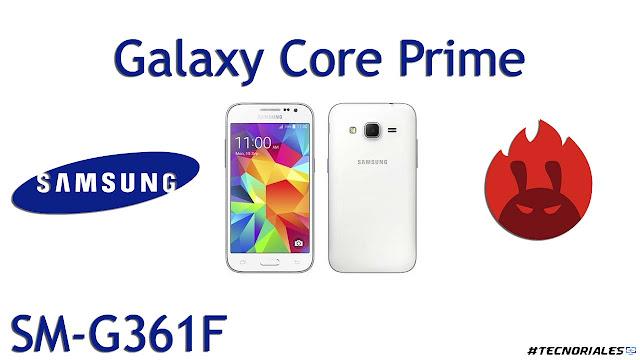 Galaxy core prime antutu