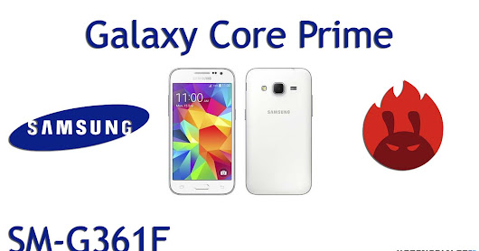 Samsung Galaxy Core Prime - Android 5.1.1 - Antutu Benchmark