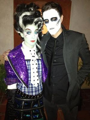 Les stars américaines fêtent Halloween