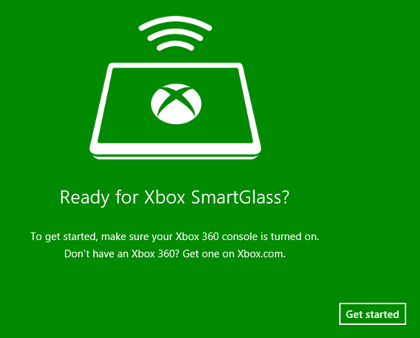 Connect Windows 8 to Your Xbox