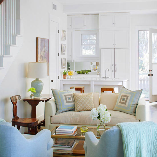 10 Small House Interior Design Solutions: Celebrity Homes Interior: Solutions For Small Spaces