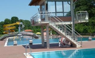 беспорядки в бассейне