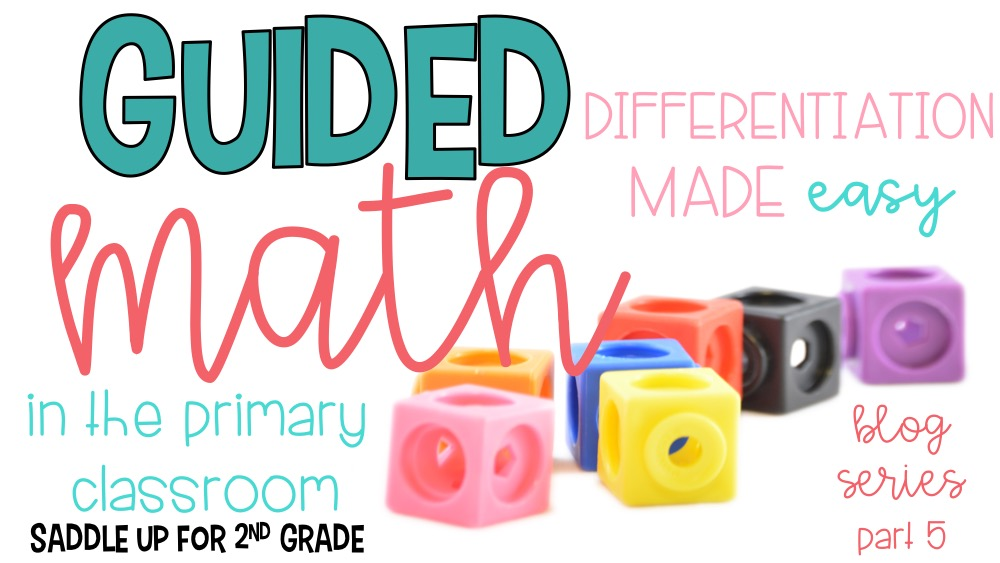 Differentiating your math centers doesn't have to be hard. In this post, you'll learn how to easily differentiate your math station activities so that all of your students can work on the skills they need.