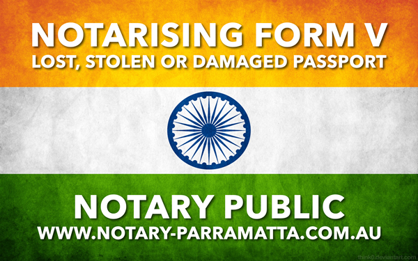 Sydney Notary Public Parramatta