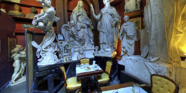 Atelier Canova Tadolini Restaurant in Rome