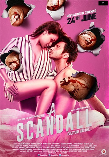 A Scandall (2016) Worldfree4u - Hindi Movie 720p HDRip 999MB - Khatrimaza