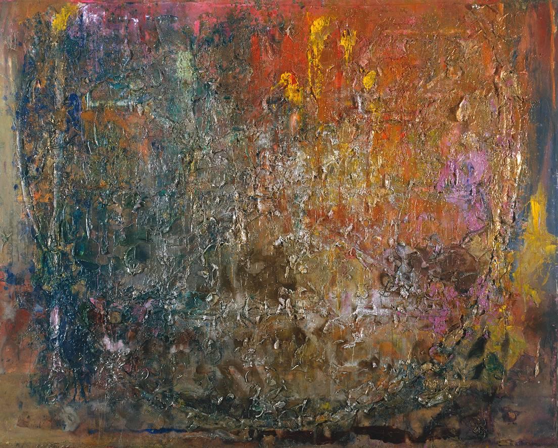 Exposition Art Blog Contemporary Abstract Art Frank Bowling