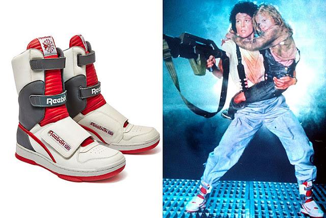 Reebok lanzará las zapatillas de Aliens