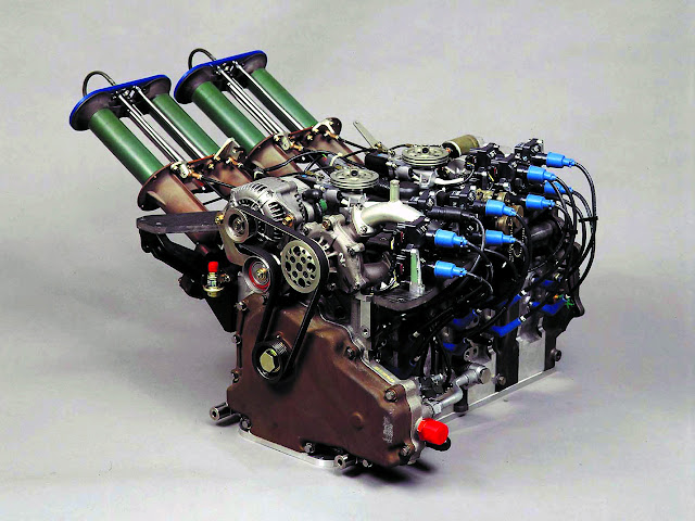 Mazda Wankel engine
