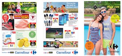 MAGAZINE Carrefour → Arad • Braila • Brasov • Buzau • Cluj • Constanta • Drobeta Turnu Severin • Focsani • Iasi• Bucuresti