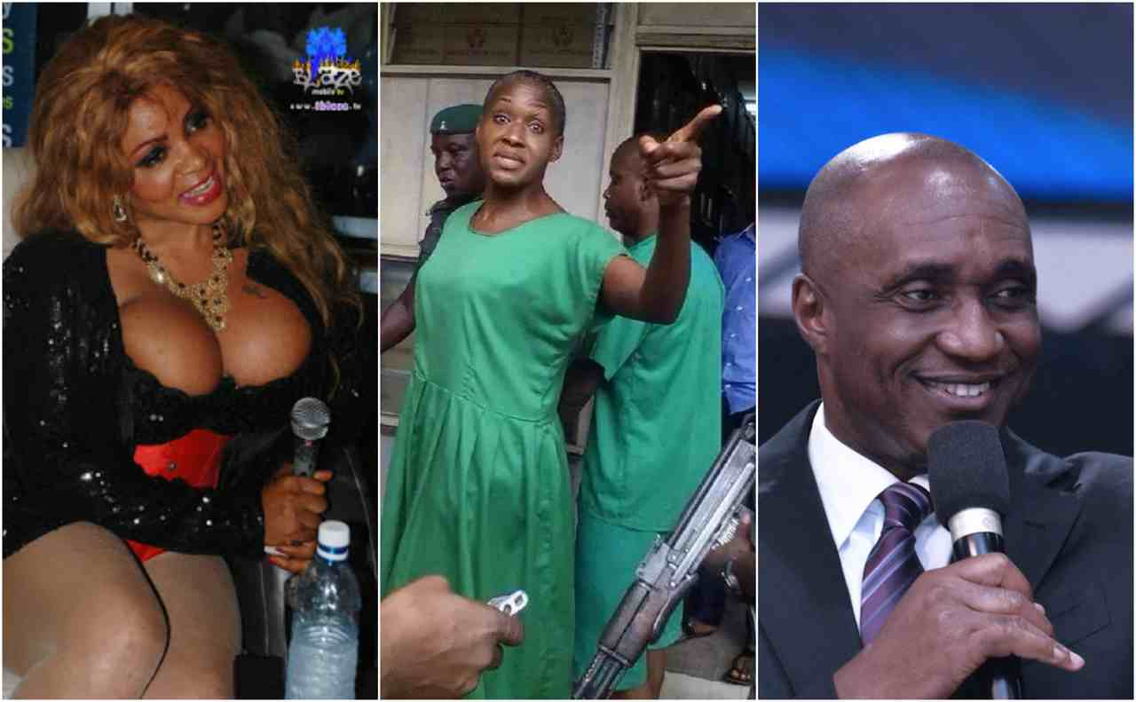 Cossy Orjiakor Threatens Pastor Ibiyeomie - Release Kemi Olunloyo Or I'll Expose You