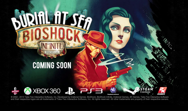 Bioshock Infinite:Burial at Sea episode 2 Release Date, Trailer, Price info