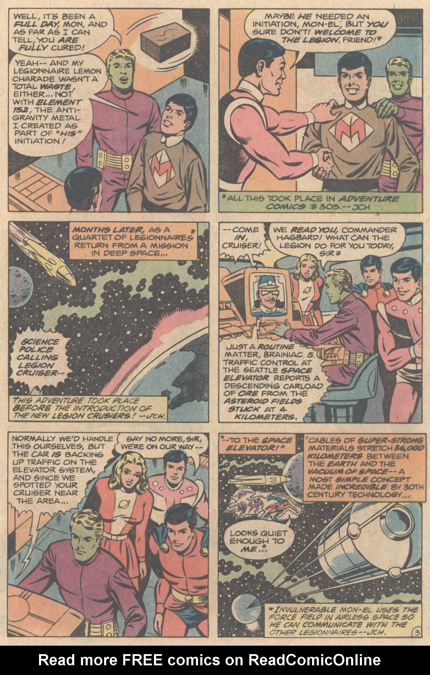 Legion of Super-Heroes (1980) 267 Page 26