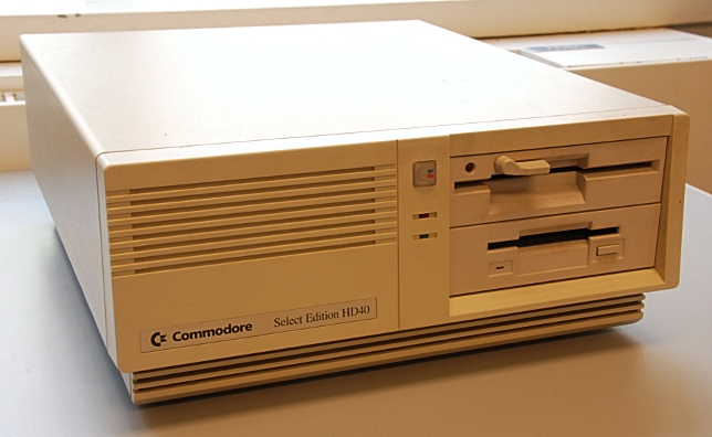 Commodore HD40