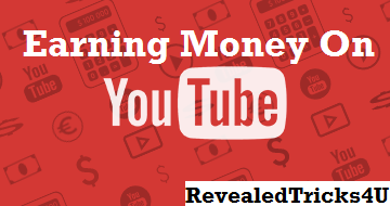 Earn money by being a vlogger. Sharing links on social media.