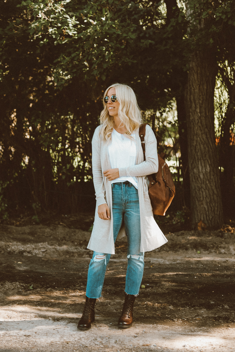 d978ebd19b52 I love me some Fall style. I'm slowly incorporating pieces into my  wardrobe, seeing as I live in Idaho where it quickly decides to cool off.