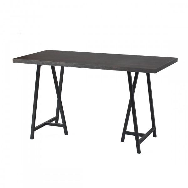 темный дизайнерский стол