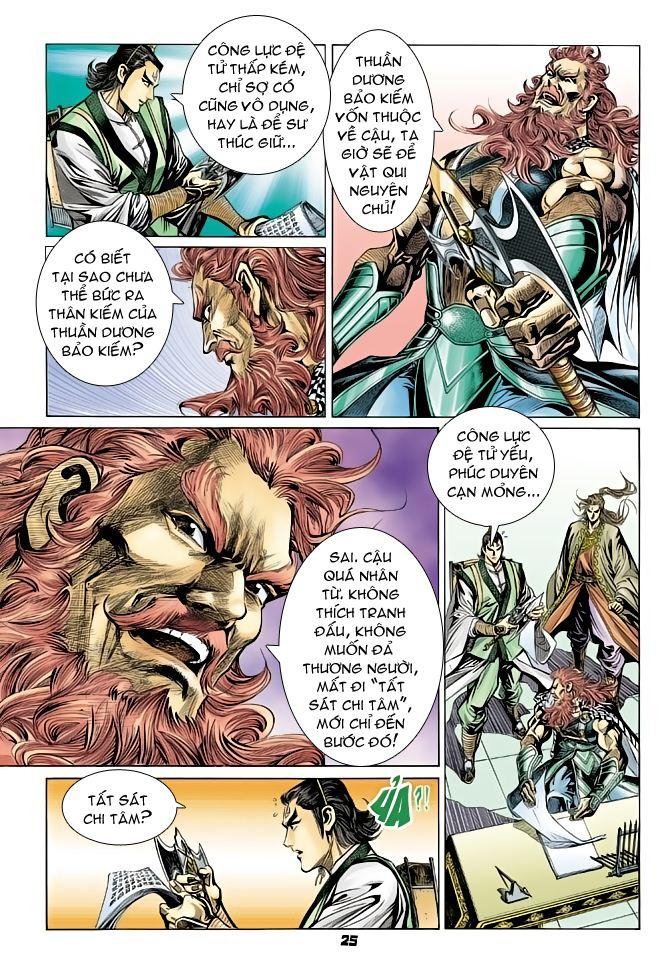 Đại Đường Uy Long chapter 69 trang 23