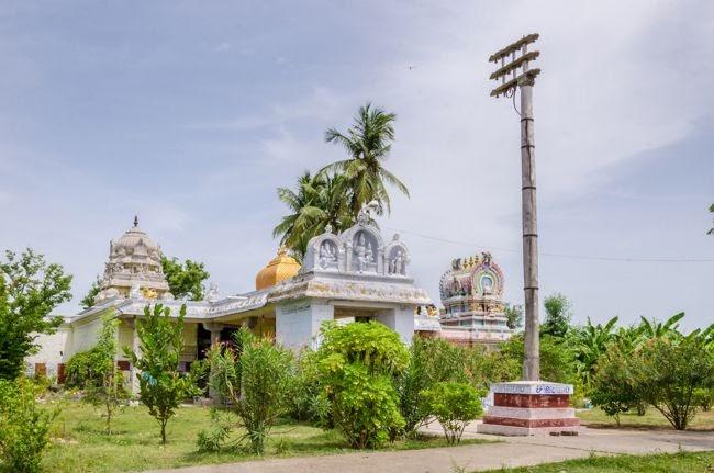 Sri Deivanayaka Easwarar Temple Kodimaram