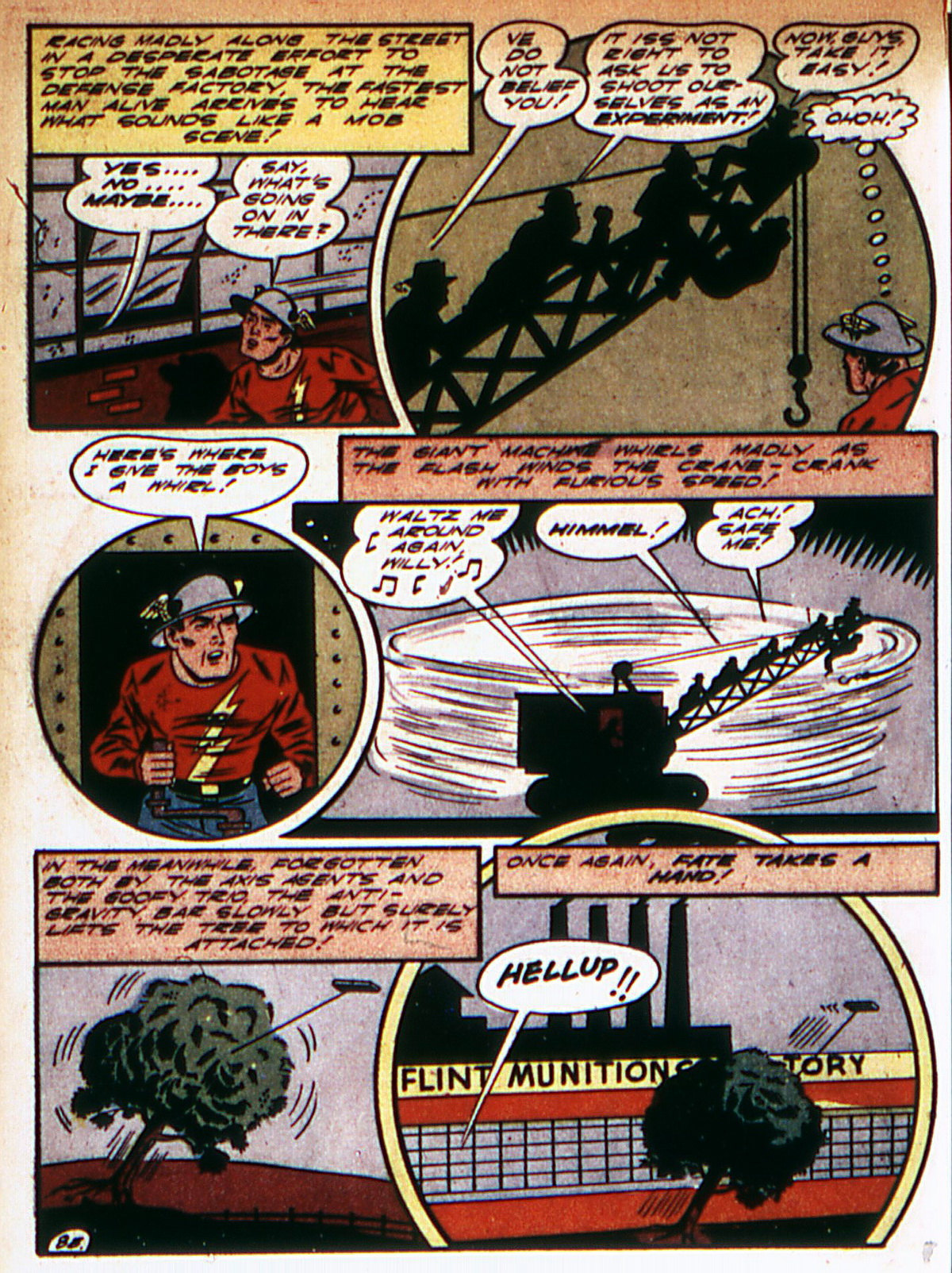 Read online All-Flash comic -  Issue #9 - 26
