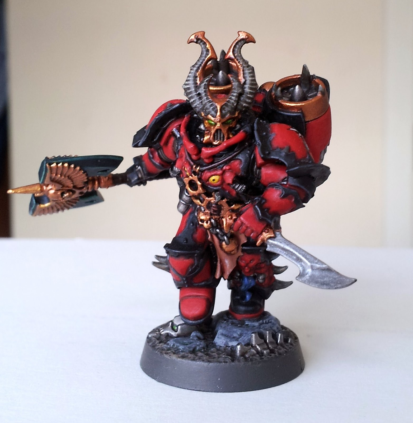 The Pig S Sty Red Corsairs Traitor Astartes Champion