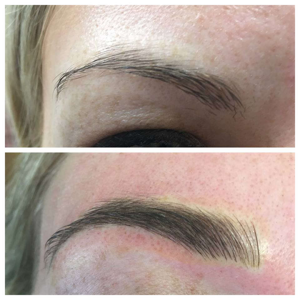 Eyebrow Microblading: My experience (Part 1) | BlondedLights