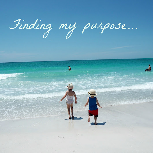 MIA and finding my Purpose in life