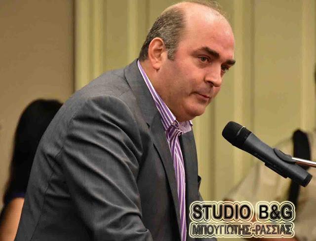 Βασίλης Σιδέρης :Εύχομαι καλή επιτυχία στους μαθητές και μαθήτριες στις Πανελλήνιες εξετάσεις