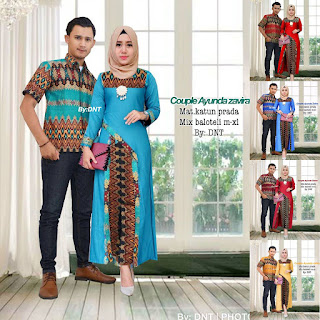 Batik Couple Zaviera