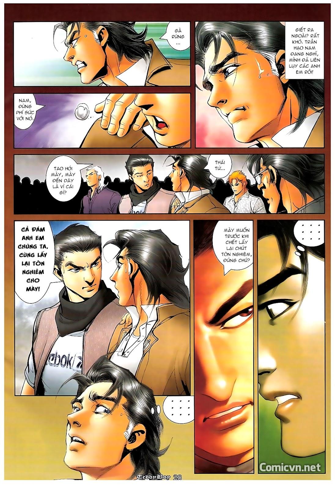 Người Trong Giang Hồ - Chapter 1219: Sống chết cũng theo - Pic 25