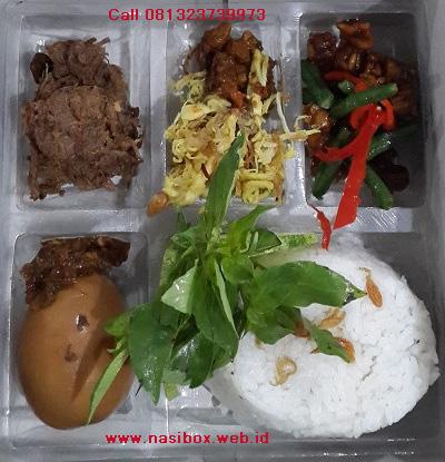 Nasi box yang enak di ciwidey
