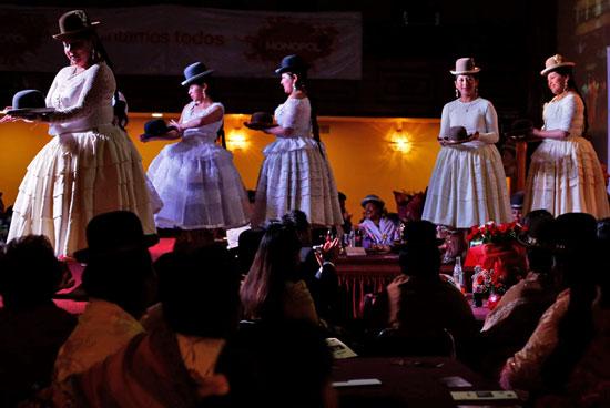 La moda de Cholitas de Bolivia llegará a las pasarelas de Nueva York