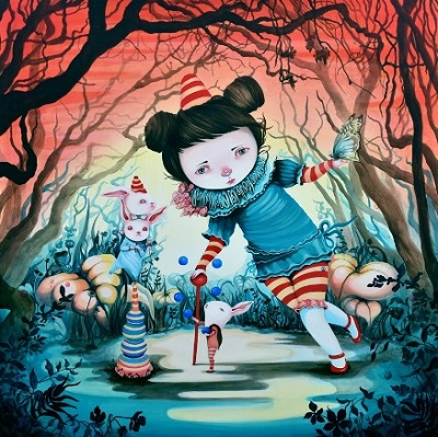 """Merry go round"" - Ivana Flores 