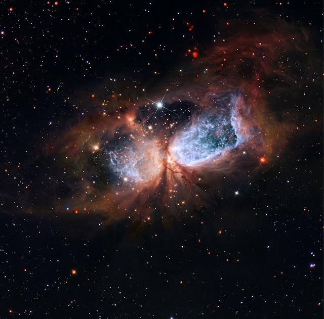 Star-Forming Region S106