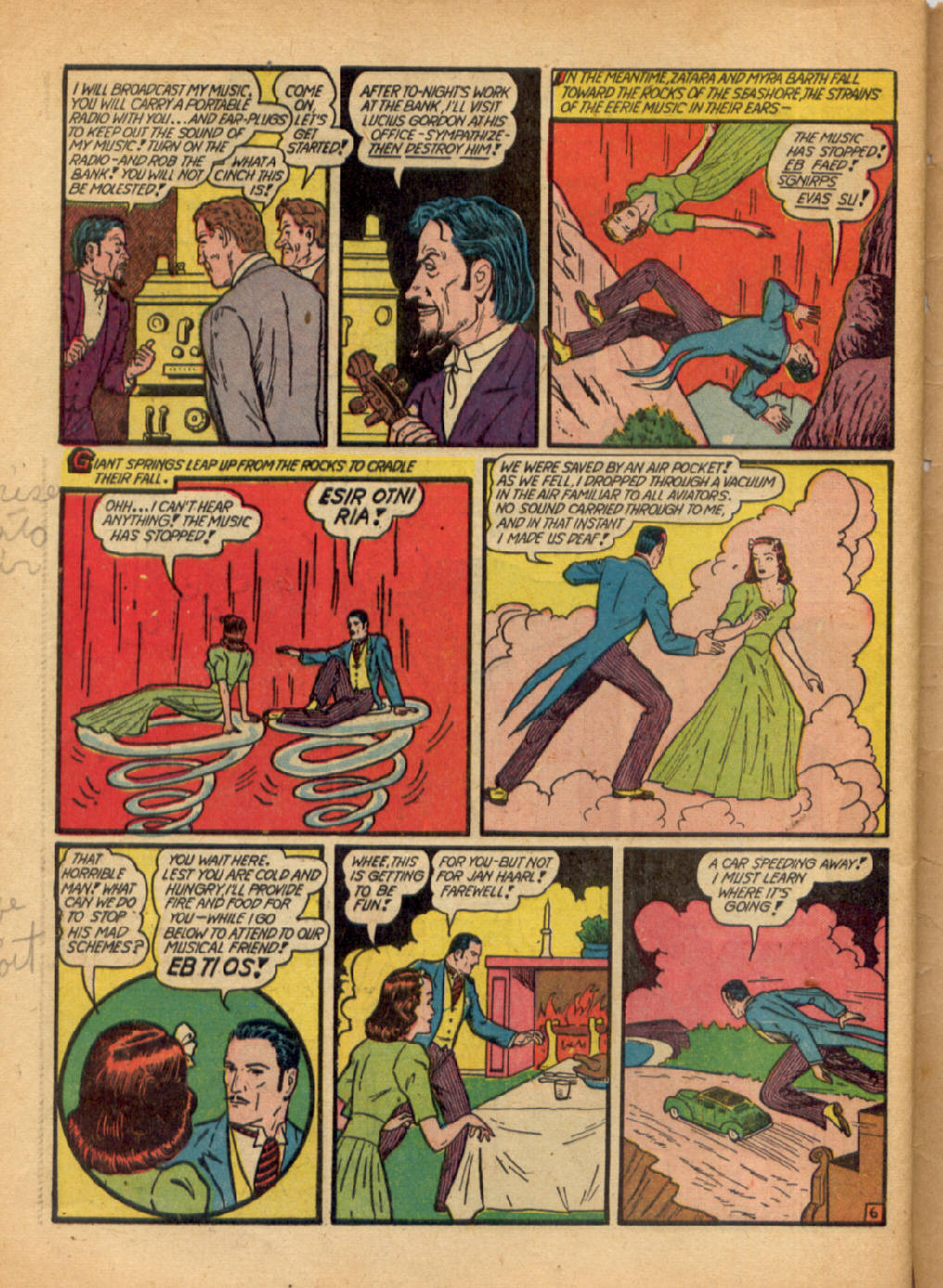 Read online Action Comics (1938) comic -  Issue #48 - 62