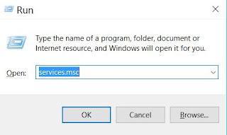 Cara mematikan Windows Update pada Windows 10