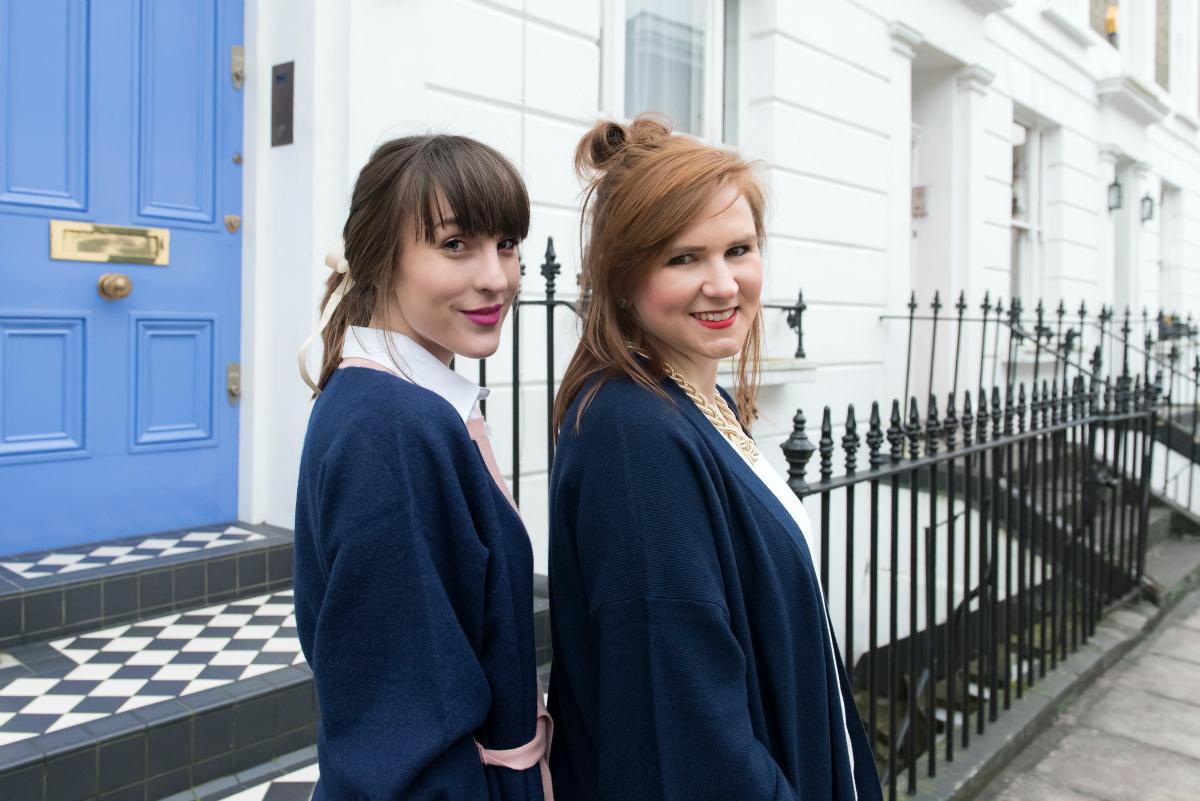 felicity and lauren blogging duo pretty posh oh my gosh