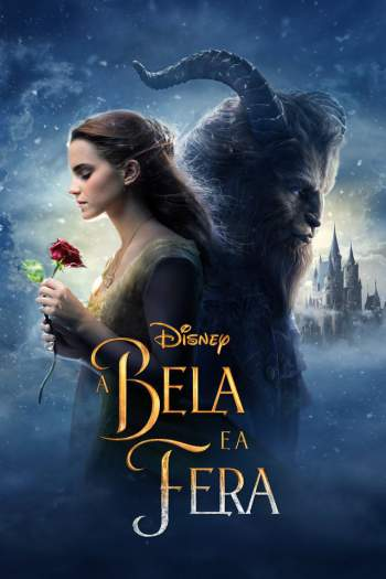 A Bela e a Fera 3D Torrent – BluRay 1080p Dual Áudio