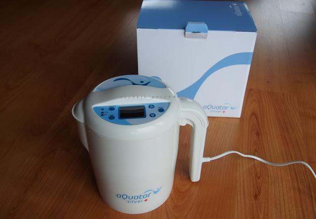 Jonizator wody Aquator Silver plus - recenzja