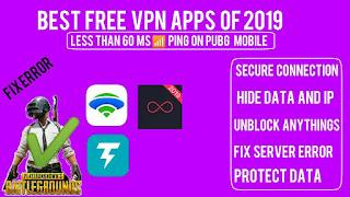 Best Free VPN Apps of 2019