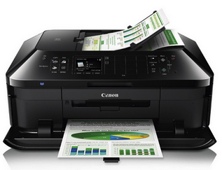 Canon PIXMA MX920 Driver Free Download