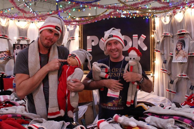 Pook Tuques at OOAK