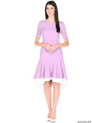 Vestidos de Moda Juveniles 2018