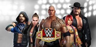 WWE Champions v0.350 MODS Update
