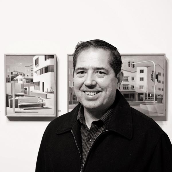 Kevin McKay, So Bondi at Brenda May Gallery. Photographed by Kent Johnson.