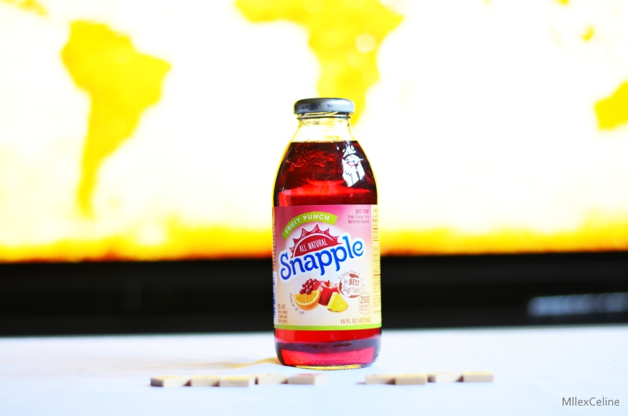 boissons pack voyage taste it drinks - Snapple - USA
