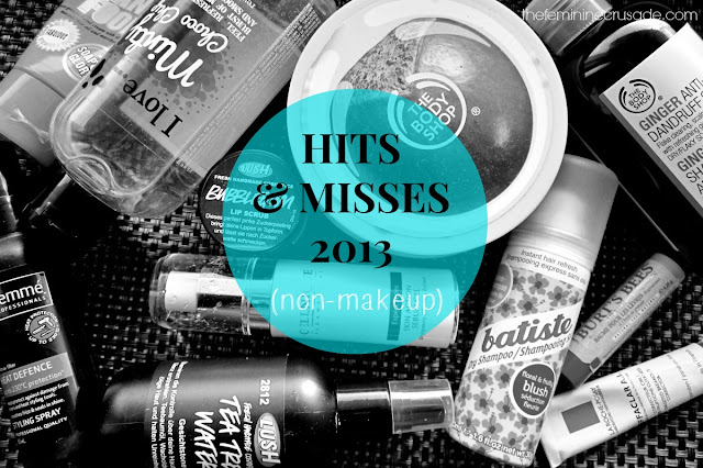 Hits and Misses 2013