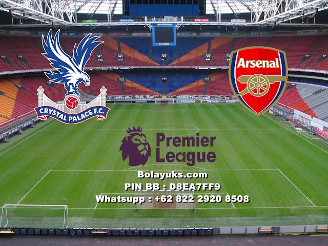 Prediksi Bola Liga Inggris Crystal Palace Vs Arsenal 28 Desember 2017