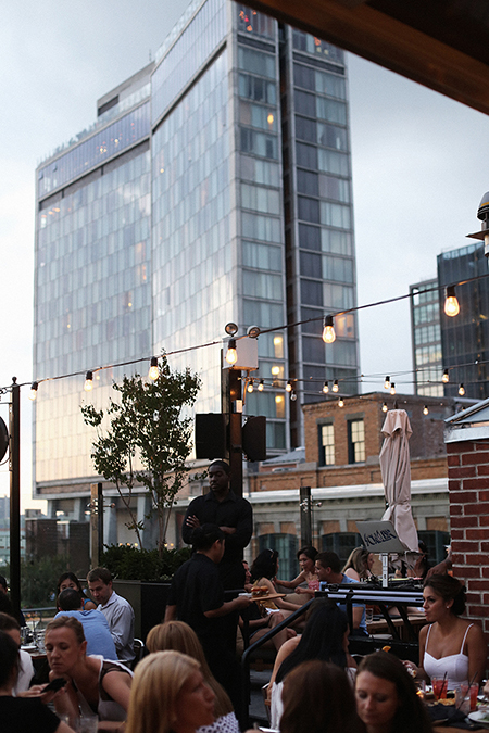 New York: STK Rooftop, Meatpacking District